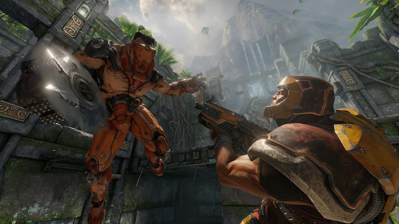 Создатели игры Quake Champions начали набор игроков для бета-теста