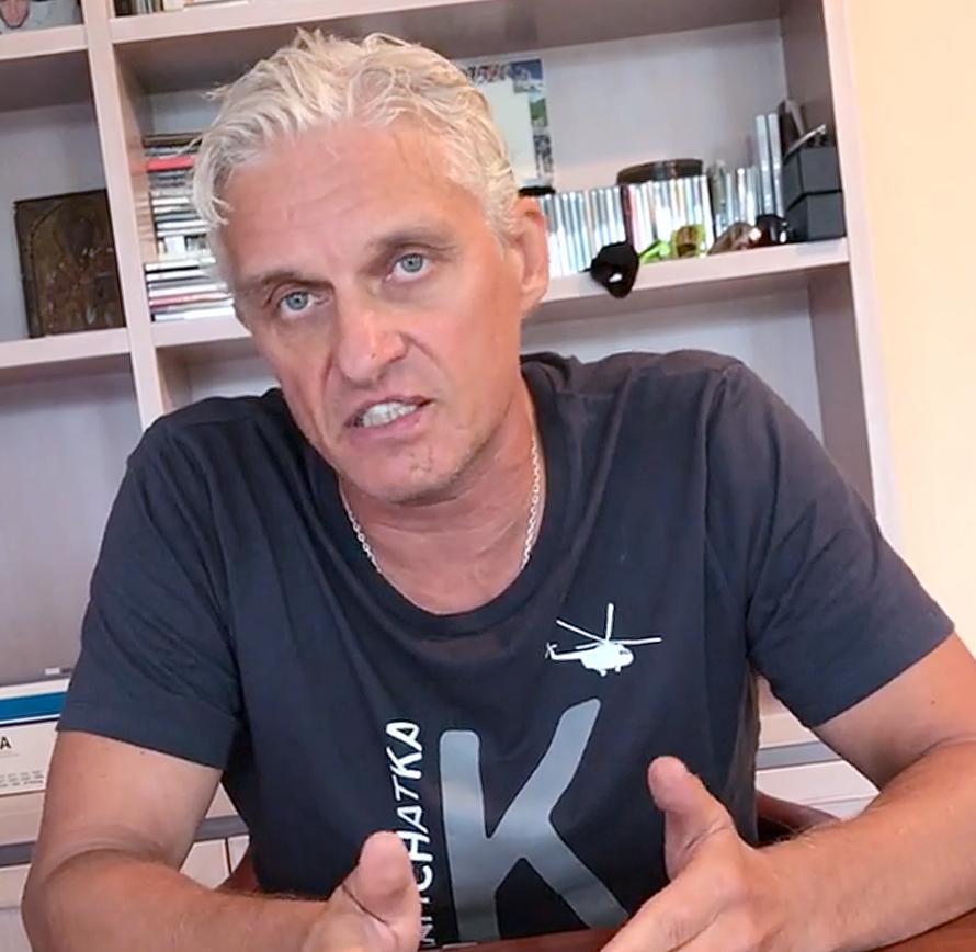 Тиньков направил ходатайство опрекращении дела против блогеров Nemagia