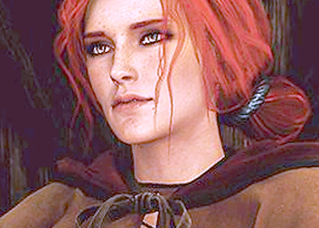 Трисс «Ведьмак 3»