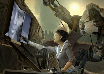 Снимки экрана Half-Life 2