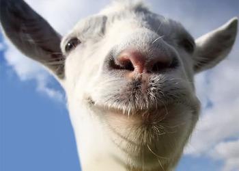 Арт Goat Simulator