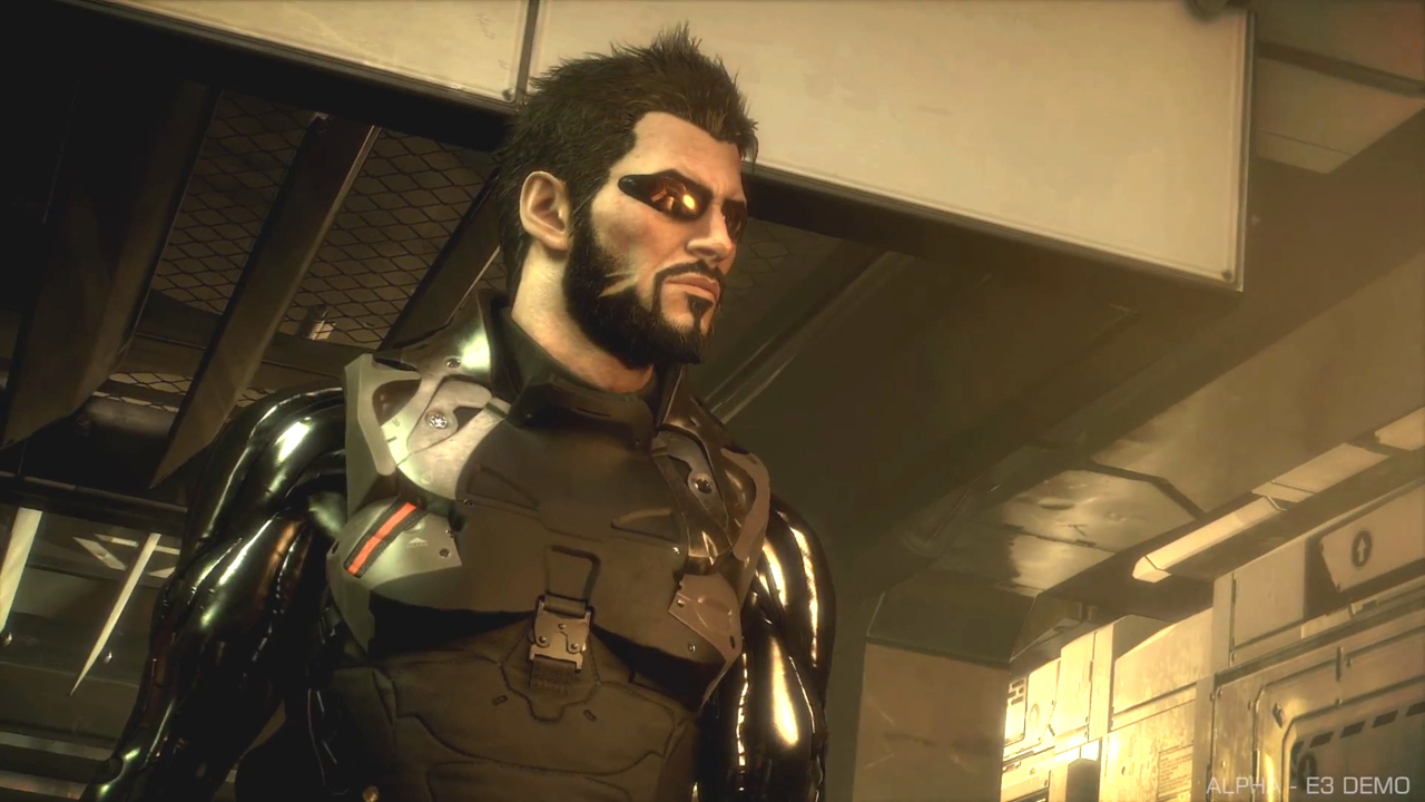 Deus Ex: Mankind Divided (2016) PC - Скриншот 3