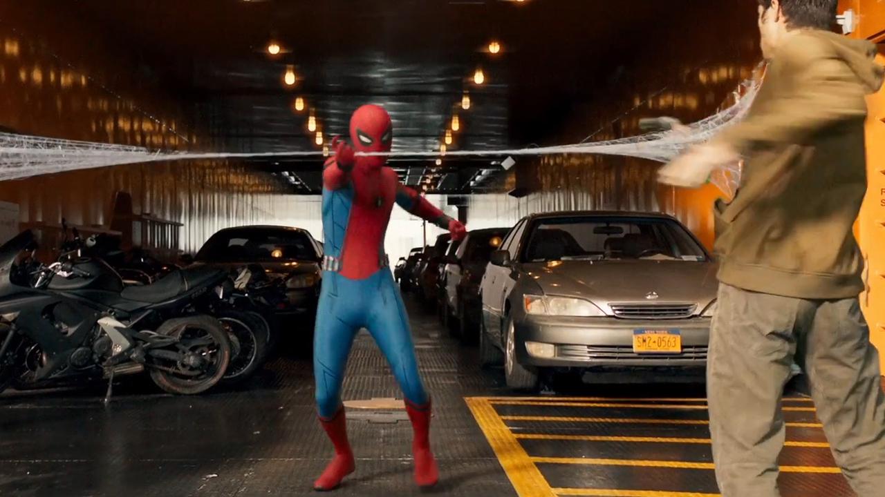 Вглобальной паутине появился новый трейлер фильма «Человека-паук: Возвращение домой»