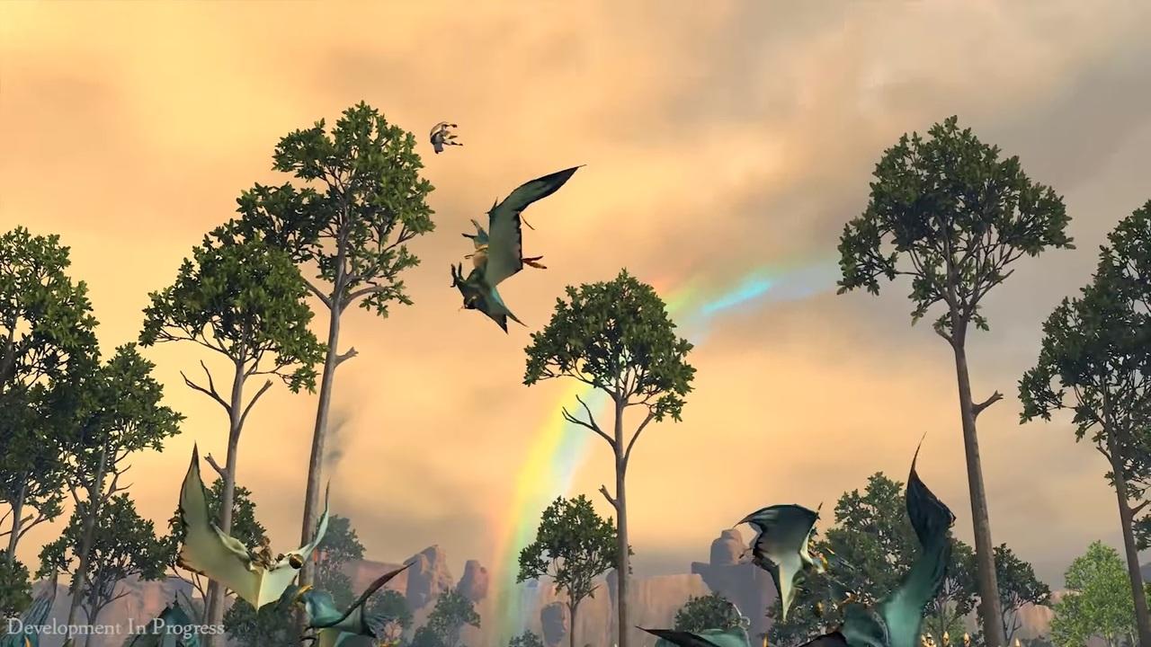 Создатели посвятили новый трейлер Total War: WARHAMMER 2 высшим эльфам