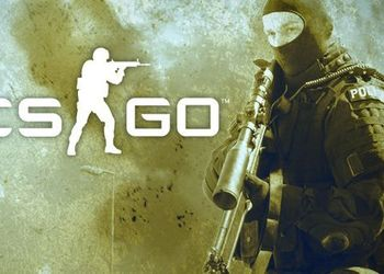 Логотип Counter-Strike: Global Offensive