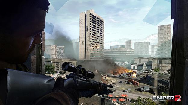 Опубликованы новые скриншоты к игре Sniper: Ghost Warrior 2