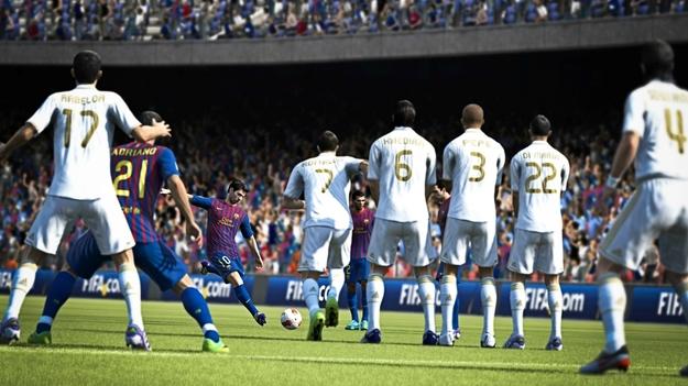 EA раскрыла первые детали о новой игре FIFA 13