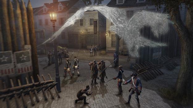 «Предательство» - свежее добавление к игре Assassin'с Creed III  в интернете!