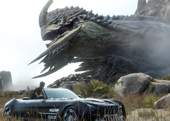 Снимок экрана Final Fantasy XV