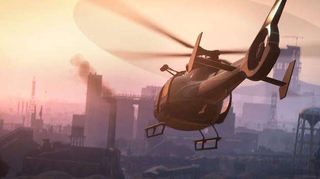 Rockstar полагает привлекательной мысль сделать из игры GTA научную-фантастику