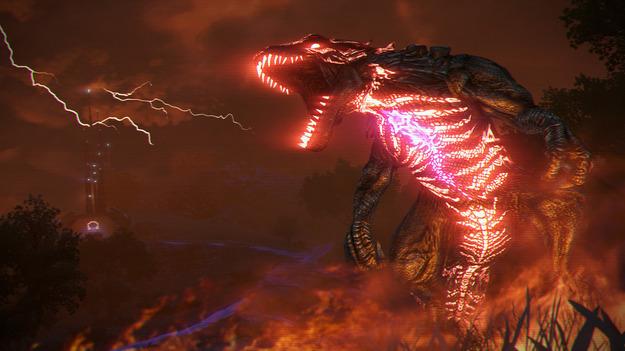 Ubisoft продемонстрировала видео геймплея игры Far Cry 3: Blood Dragon