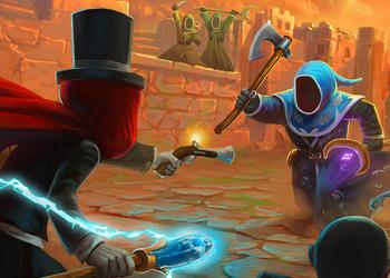Снимок экрана Magicka: Визард Wars
