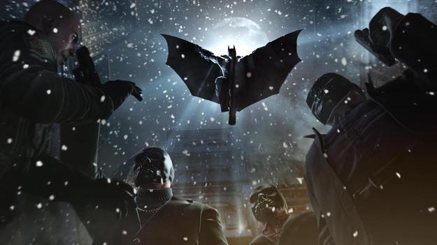 Обнародован первый видеоролик к игре Batman: Arkham Origins