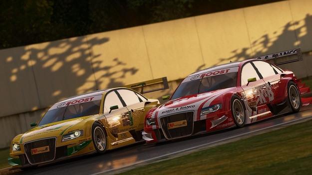 Project CARS возникла в интернете Steam для урезанной категории игроков