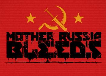 Знак Mother Russia Bleeds