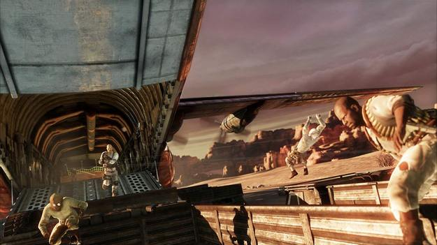 Создатели Uncharted 3 произвели свободную модификацию мультиплеера игры