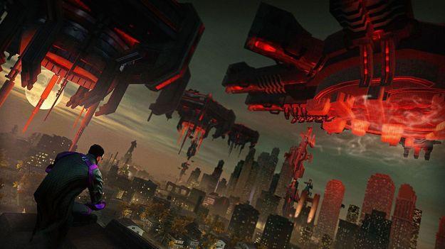 Создатели Saints Row 4 обнародовали видеоролик геймплея игры