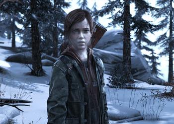 Снимок экрана The Last of Us