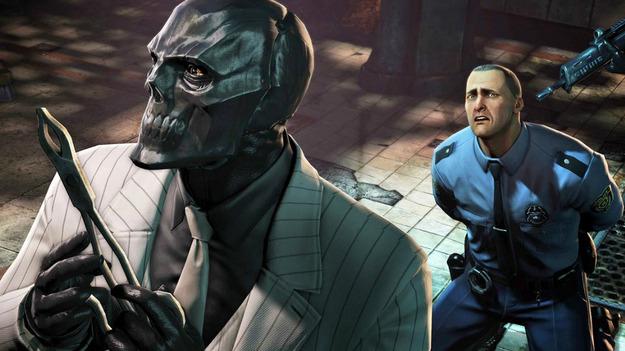 В игре Batman: Arkham Origins будет мультиплеер