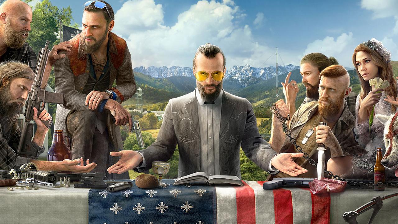 Геймеры изсоедененных штатов создали петицию против игры Far Cry 5