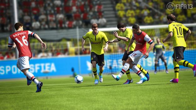 В игре FIFA 14 будет еще более социальных и онлайновых перспектив