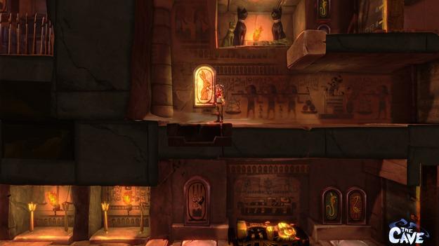 Обнародован трайлер к новой игре Double Fine под наименованием The Cave