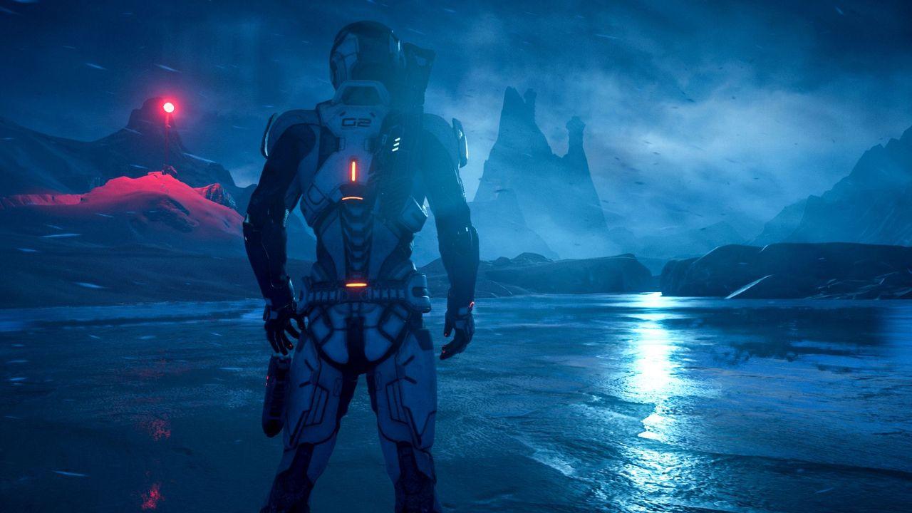 ВMass Effect: Andromeda появится новая система диалогов