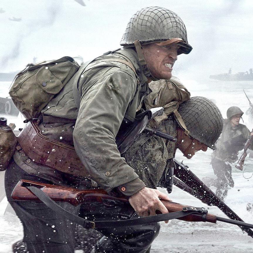 Успейте бесплатно оценить мультиплеер вПК-версии Call ofDuty: WWII