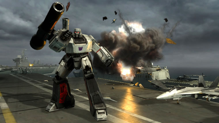 Transformers Revenge of the Fallen (3). Все изображения.