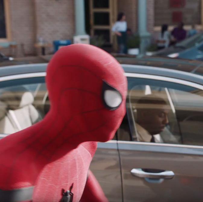 Новый «Человек-паук» в столице поведал одухе «Гарри Поттера»