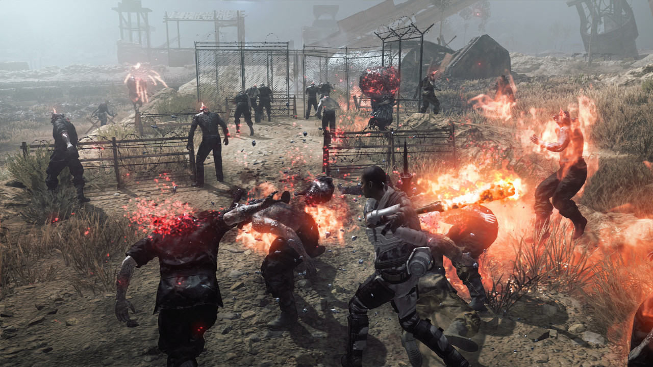 Metal Gear Survive не держит 60 FPS даже на PS 4 Pro