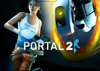 Концепт-арт Portal 2