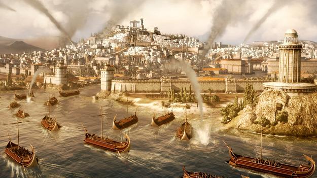 Обнародован первый видео-дневник создателей игры Total War: Rome 2