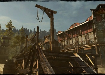 Снимок экрана Call of Juarez: Gunslinger