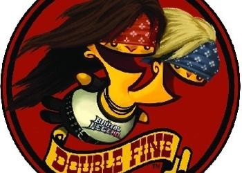 Логотип Double Fine