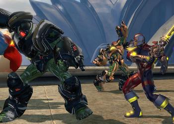 Скриншот DC Universe Online