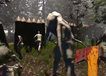 Снимок экрана The Forest