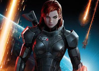 Концепт-арт миссис Кран из Mass Effect 3