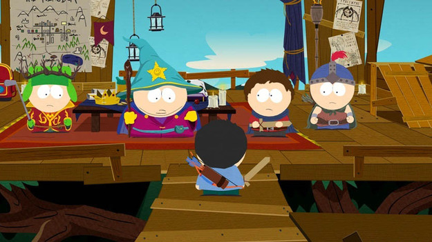 Разработчики South Park: The Stick of Truth протестуют против реализации игры на аукционе THQ