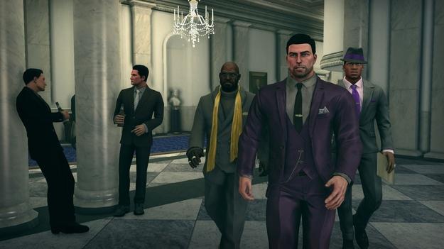 Saints Row 4 будет заключительной игрой про Непорочных «какими мы их знаем»