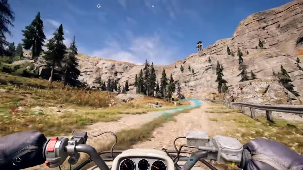 Ubisoft показала еще пять видео поFar Cry 5