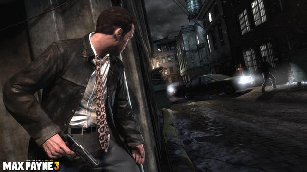 Макс Пейн очутился в Нью-Йорке на новых скриншотах третьей серии игры