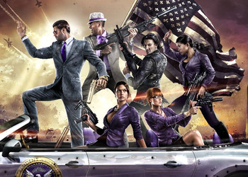 Концепт-арт Saints Row 4