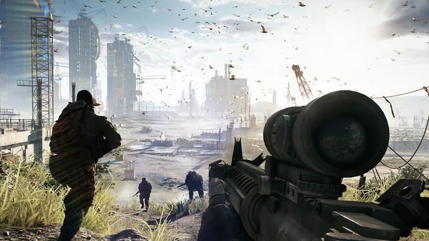 DICE желает сделать из игры Battlefield 4 киберспортивную дисциплину