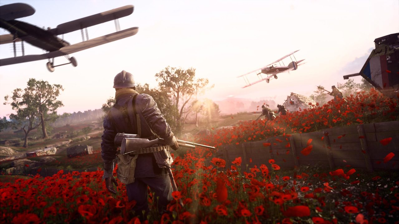 Наэтих выходных Battlefield 1 будет бесплатной наPC иXbox One