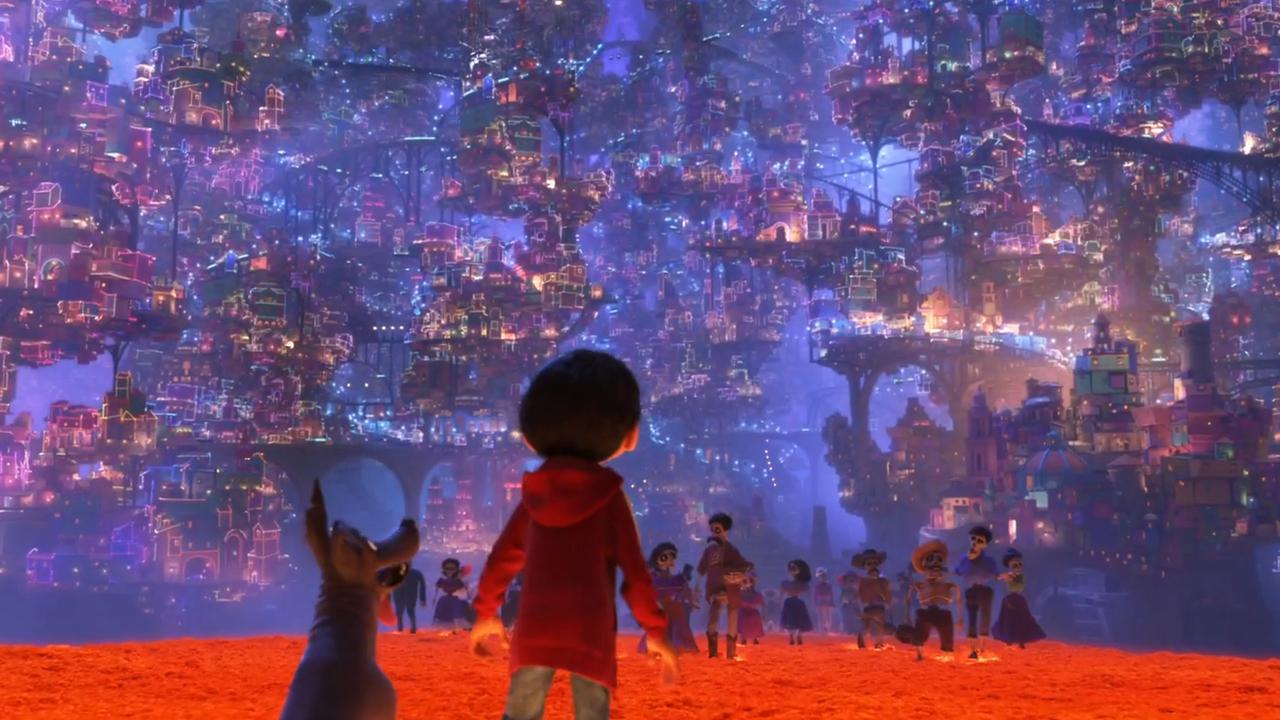 Вгосударстве мертвых: Pixar представил трейлер мультфильма «Тайны Коко»
