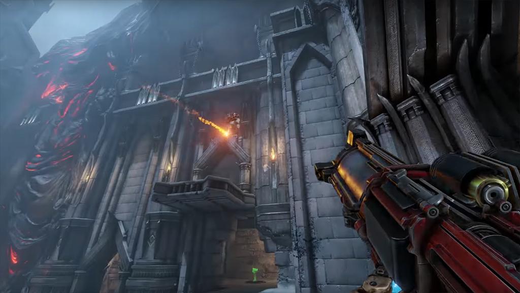 Bethesda представила нового героя игры Quake Champions
