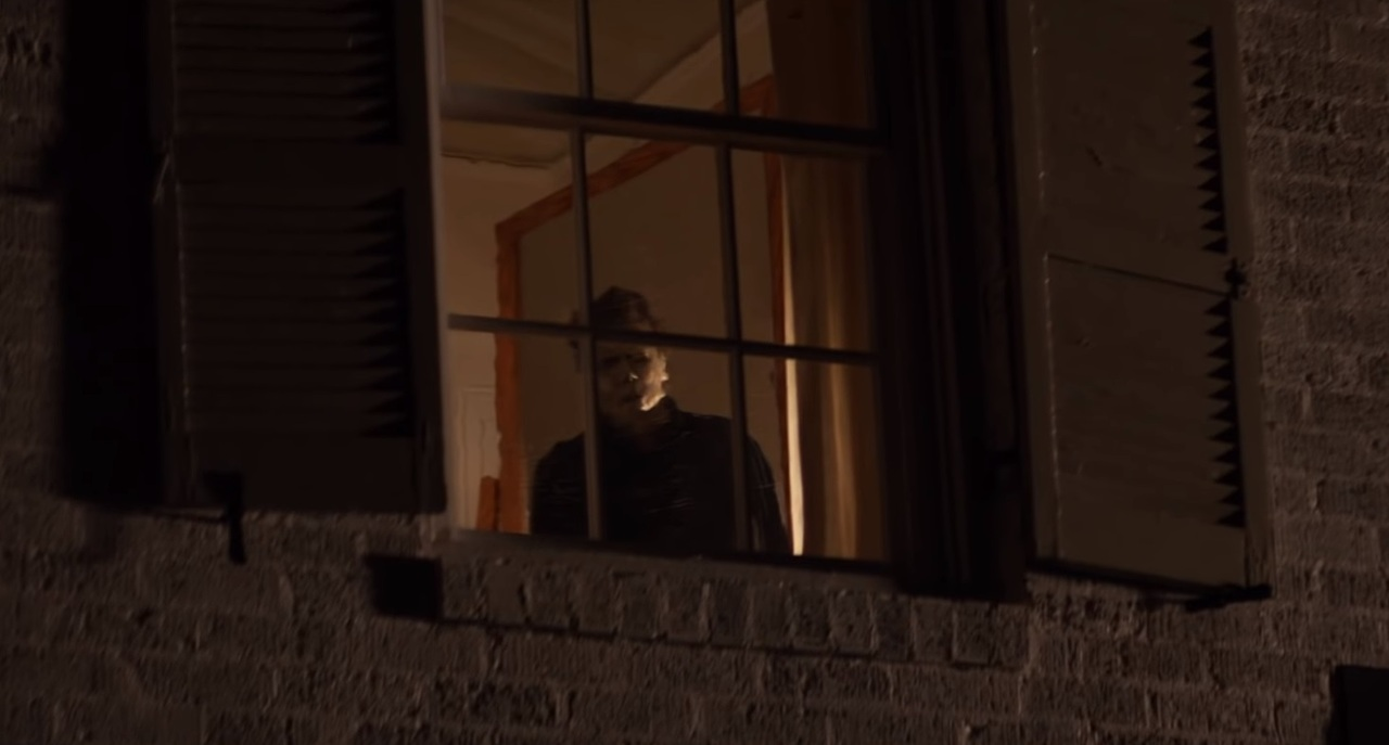 Хэллоуин— 1-ый  трейлер продолжения известного фильма ужасов