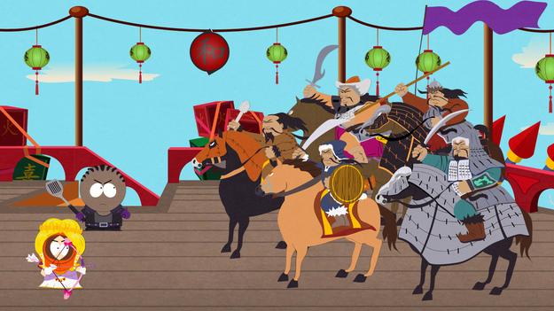 В Obsidian считали, что создание ролевой игры по мотивам South Park - это чья-то шутка