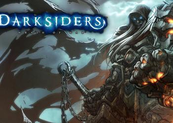 Бокс-арт Darksiders 2